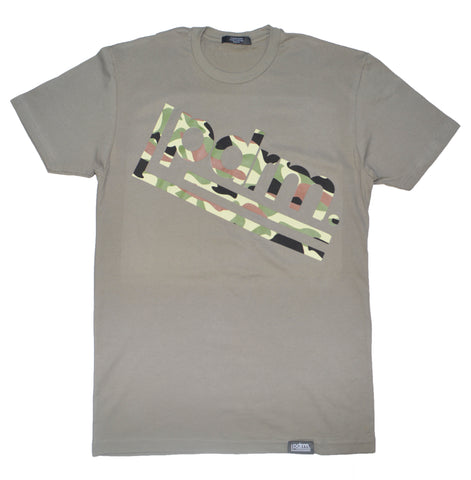 "Padded Room ""Grand Camo"" Tee (Size: XS, S, M. L, & XL)"