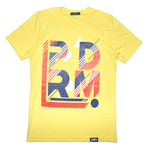 "Padded Room ""Geometric"" Tee"