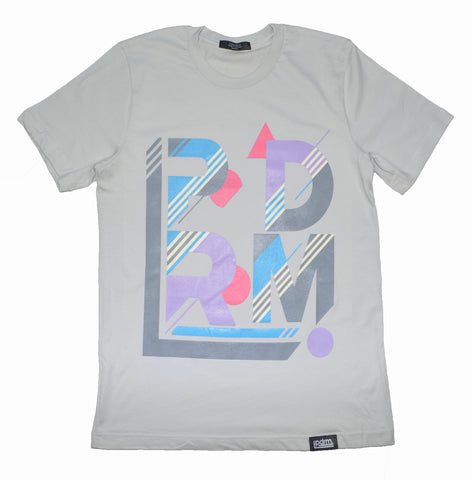 "Padded Room ""Geometric"" Tee (Sizes: XS, S, M, L, XL, XXL, & XXXL)"