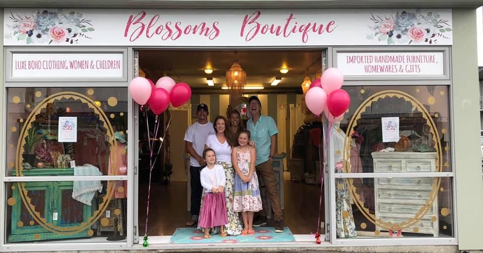 Blossom's Boutique Family