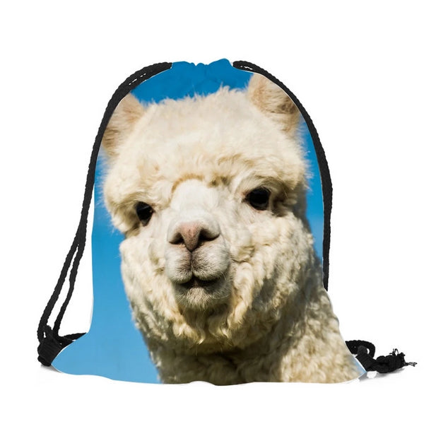 LAMA BAG BLUE