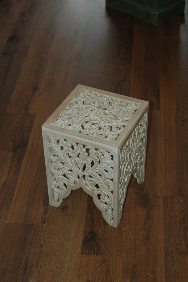Decorative Carved Stand