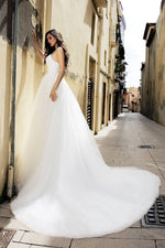 Simple Sexy Sweetheart Sleeveless Ball Gown - Mr. & Mrs. Tomorrow