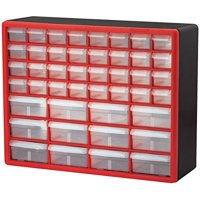Akro Mils 44-Drawer Hardware & Craft Cabinets only $24.16