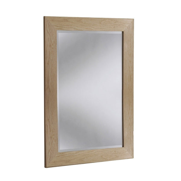 Nice To Look At Large Wooden Wall Mirror