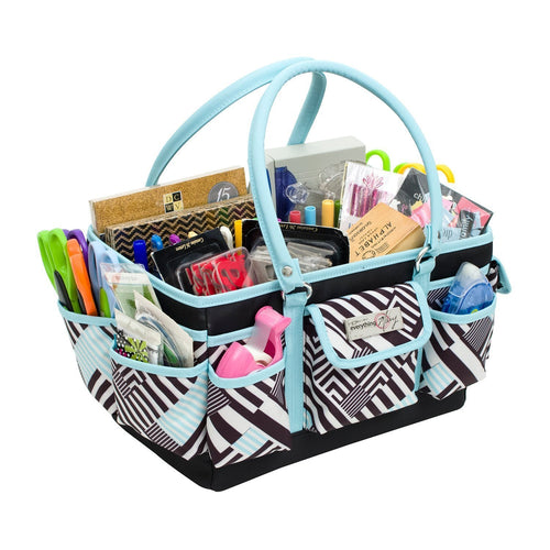 Deluxe Store & Tote Craft Organizer