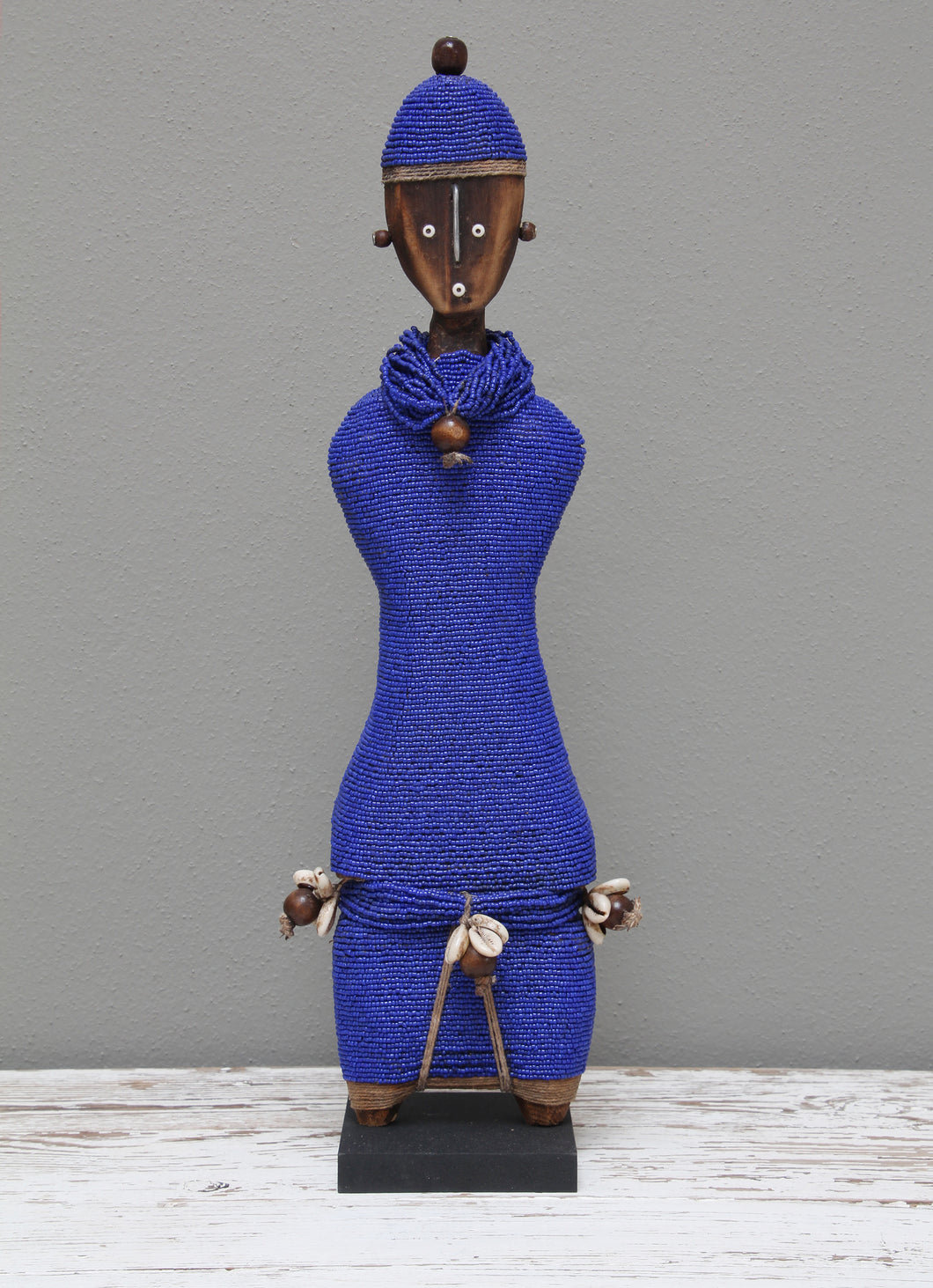 Namji fertility doll blue male 47cm