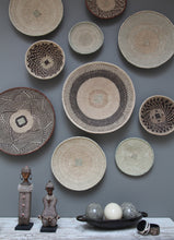 Load image into Gallery viewer, African Tonga baskets: 36.5cm,39.5cm,49cm