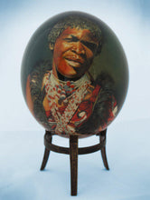 Load image into Gallery viewer, SPECIAL: 2 decoupage eggs and 2 stands