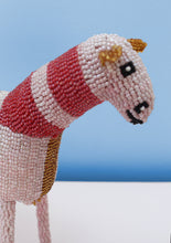 Load image into Gallery viewer, Multi-coloured beaded horse