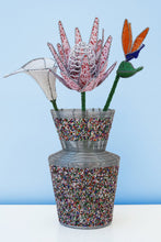 Load image into Gallery viewer, Beaded strelitzia