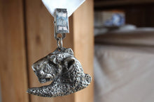 Load image into Gallery viewer, Leopard pewter tablecloth weights