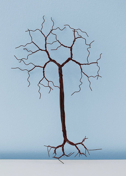 Baobab wire wall piece