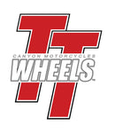 Logo tt wheels tall