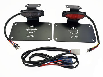 Cyclops Lens Style LED Fender Eliminator Kit