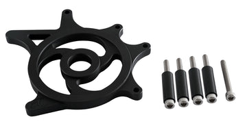 Motone Sprocket Cover Black