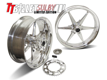 Thruxton Sulby Limited Edition 17x6.25 18x3.5
