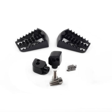 Off Road Foot Peg Package - Bonneville/Scrambler (air cooled)