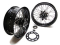 Twin Disc Front Hub Wheel Kit