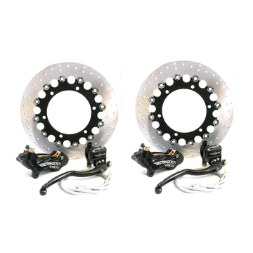 Beringer Stage 2 Brake Kit Dual Disc