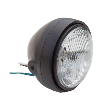"LSL 5 3/4"" Headlight - Black"
