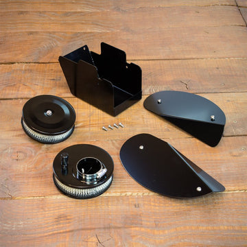 BAAK Airbox removal kit for Triumph T120