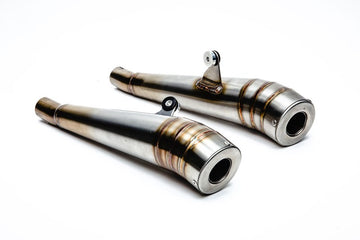 GP Slip On Exhaust - Thruxton R