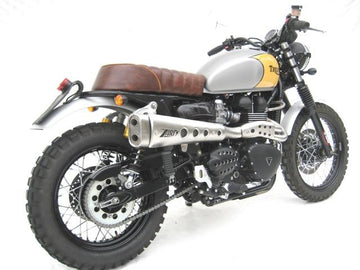 "Zard Scrambler High ""Short"" Pipe"