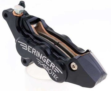 Beringer 6-Piston Right Axial Caliper - Bobber Black/T120/Speed Twin/Thruxton 1200