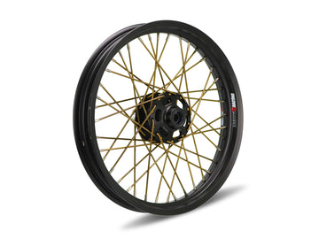 Bobber 40 Spoke Alloy Wheel Kit Stage 1