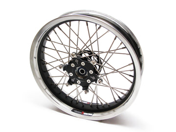Thruxton Drop Center Denim Black 17x5.5, 17x3.5