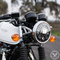Motodemic LED Headlight - Thruxton 1200 / R