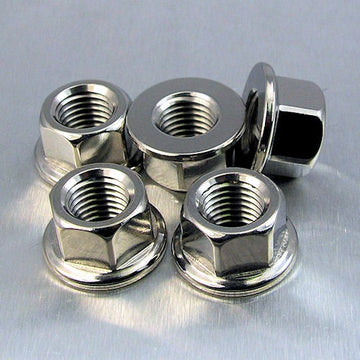Pro Bolt Stainless Rear Sprocket Nuts x 5