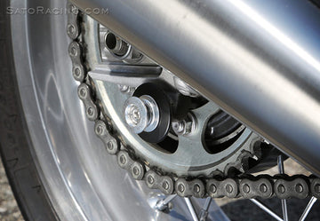 Sato Thruxton R Swing Arm Spools