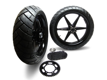 Bobber Sulby 6 Wheel Kit Stage 2