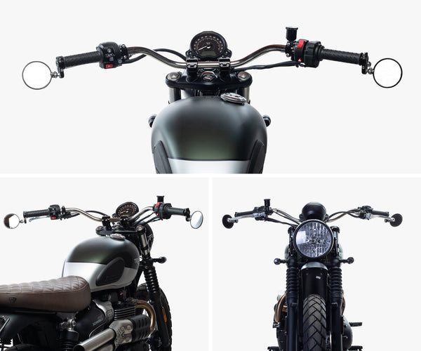 Tracker Bar Kit - Street Scrambler (2017-2019)
