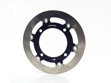 Beringer Rear Rotor Stainless Steel