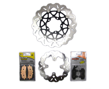 Galfer Stage 1 Street Twin/Cup/Scrambler Brake Kit
