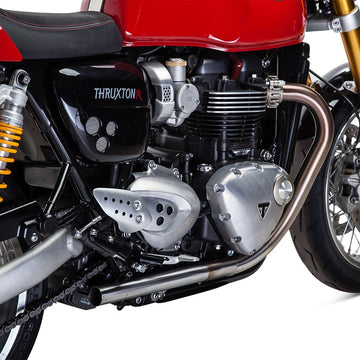 Straight Pipe Performance Tips - Thruxton 1200 R