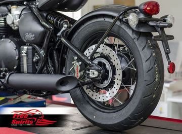 Bobber & Speedmaster 1200 rear Up Grade 4 pot Caliper Kit