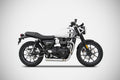 Zard Street Twin 2 into 1 Cross Low Exhaust