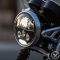 Motodemic LED Headlight - Bonneville T100 & T120 (2016+)