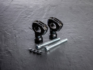 "Wunderkind 1"" Handle Bar Risers"