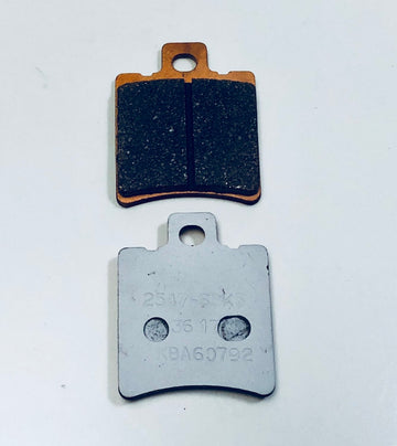 Beringer 2 Piston Rear Brake Pads