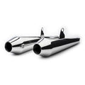Predator Pro™ Slip On Exhaust - Bonneville T100/T120 (Liquid Cooled)