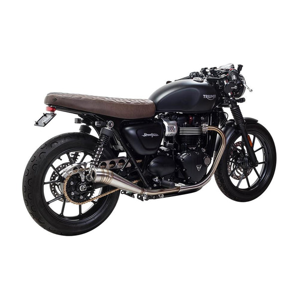 GP Slip On Exhaust - Street Twin/Cup