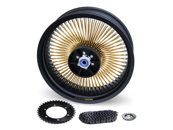 Speed Twin 120 Spoke Alloy Wheel Kit Stage 1