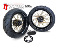 40 Spoke Profile Wheel Kit Stage 2