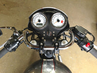 "Lossa Engineering 7/8"" and 1"" Cafe Racer Clubman Bars"