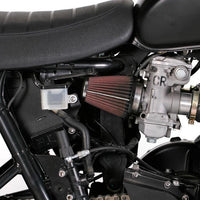 British Customs Airbox Removal Kit - Bonneville/Thruxton Carb